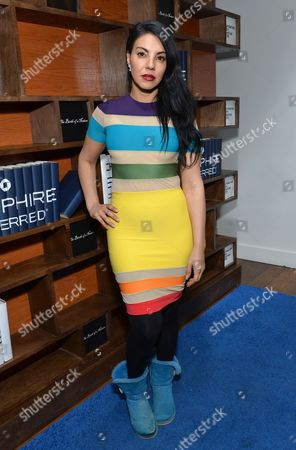 """Actress Matilda Del Toro attends the """"The Birth of a Nation"""" cast party hosted by Chase Sapphire Preferred during the 2016 Sundance Film Festival, in Park City, Utah"""