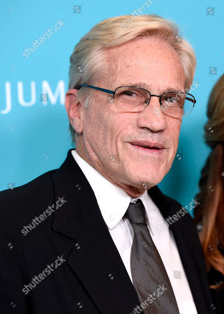 Randal Kleiser arrives at the 17th Costume Designers Guild Awards at the Beverly Hilton Hotel, in Beverly Hills, Calif