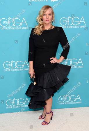 Editorial picture of 17th Costume Designers Guild Awards, Beverly Hills, USA