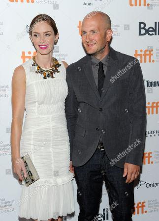 Editorial image of 2012 TIFF Arthur Newman Premiere, Toronto, Canada