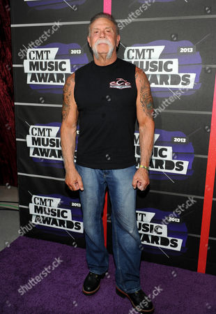 Editorial picture of 2013 CMT Music Awards - Red Carpet, Nashville, USA