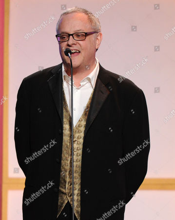 Producer Neal Baer at the Critics' Choice Television Awards in the Beverly Hilton Hotel, in Beverly Hills, Calif