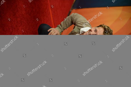 """Stock Picture of Magnus Scheving of Sprout's """"Lazy Town"""" arrives at the 2013 NBCUniversal Summer Press Day at The Langham Huntington Hotel and Spa on in Pasadena, Calif"""