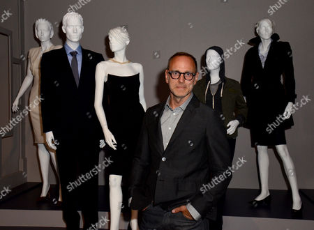 "Costume designer for ""House of Cards"" Tom Broecker attends the Academy of Television Arts & Sciences 65th Primetime Emmy Awards Costume Design & Supervision Nominee Reception & 7th Annual FIDM Museum & Galleries ""The Outstanding Art of Television Costume Design"" Exhibition Preview at the Fashion Institute of Design & Merchandising on in Los Angeles, Calif"