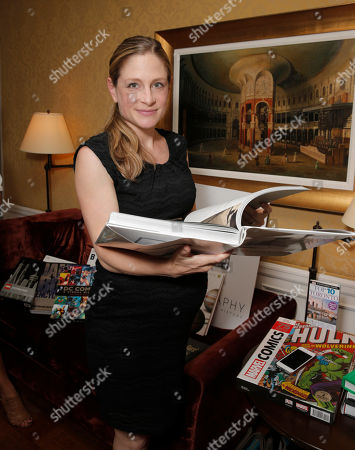 IMAGE DISTRIBUTED FOR BASK-IT-STYLE - Tara Spencer-Nairn attends the 2014 Bask-It-Style Media Day, on in Toronto, Canada