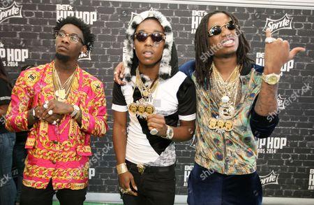 Editorial photo of 2014 BET Hip Hop Awards - Arrivals - , Atlanta, USA