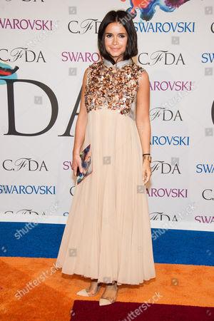 Editorial photo of 2014 CFDA Fashion Awards - Arrivals, New York, USA