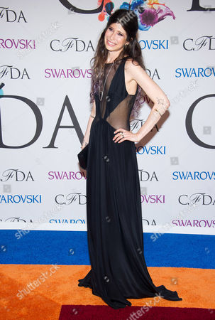 Pamela Love attends the CFDA Fashion Awards on in New York