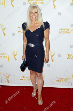 Editorial picture of 2014 Daytime Emmy Nominee Reception - Arrivals, West Hollywood, USA