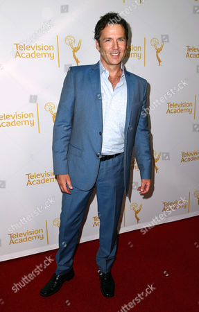 David Millbern arrives at the 2014 Daytime Emmy Nominee Reception presented by the Television Academy at The London West Hollywood on