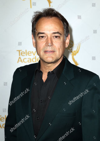 Jon Lindstrom arrives at the 2014 Daytime Emmy Nominee Reception presented by the Television Academy at The London West Hollywood on