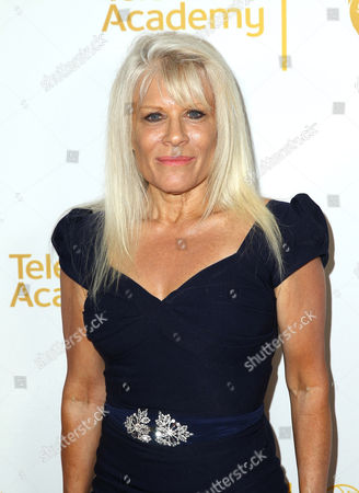 Stock Picture of Ilene Kristen arrives at the 2014 Daytime Emmy Nominee Reception presented by the Television Academy at The London West Hollywood on