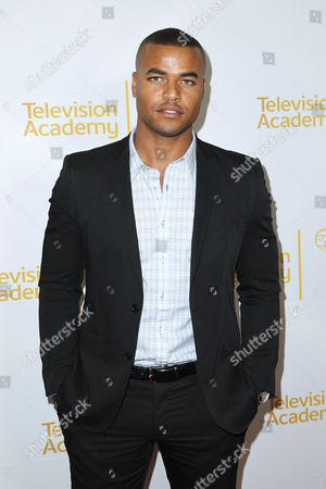 Redaric Williams arrives at the 2014 Daytime Emmy Nominee Reception presented by the Television Academy at The London West Hollywood on
