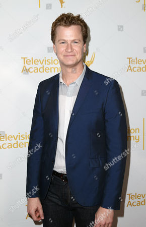 Jonathan Mangum arrives at the 2014 Daytime Emmy Nominee Reception presented by the Television Academy at The London West Hollywood on