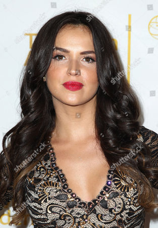 Tamara Duarte arrives at the 2014 Daytime Emmy Nominee Reception presented by the Television Academy at The London West Hollywood on