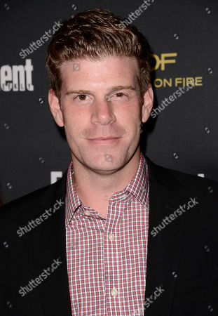 Steve Rannazzisi arrives at Entertainment Weekly's Pre-Emmy Party sponsored by L'Oreal Paris and Hearts On Fire at Fig & Olive in West Hollywood, Calif. on