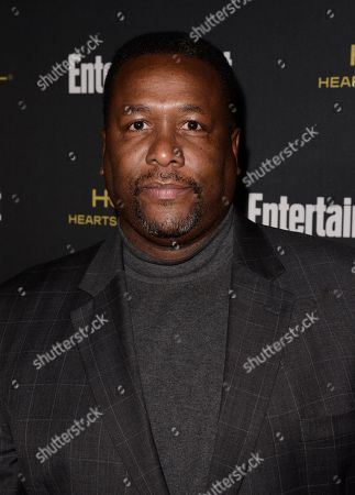Wendell Pierce arrives at Entertainment Weekly's Pre-Emmy Party sponsored by L'Oreal Paris and Hearts On Fire at Fig & Olive in West Hollywood, Calif. on
