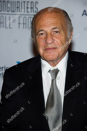 Doug Morris attends the Songwriters Hall of Fame Awards on in New York