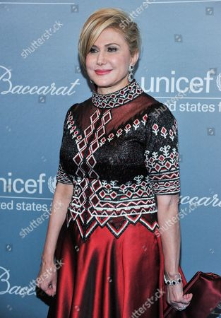 Ghada Irani arrives at the 2014 UNICEF Ball on in Beverly Hills, Calif