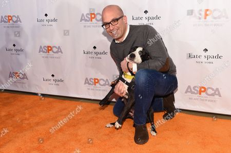 President/CEO of ASPCA Matthew Bershadker attends the ASPCA Young Friends Benefit at the IAC Building, in New York