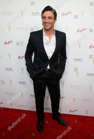 Daniel Goddard seen at the Television Academy's 67th Emmy Daytime Peer Group Celebration at the Montage Beverly Hills on in Beverly Hills, Calif