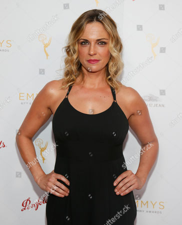 Kelly Sullivan seen at the Television Academy's 67th Emmy Daytime Peer Group Celebration at the Montage Beverly Hills on in Beverly Hills, Calif