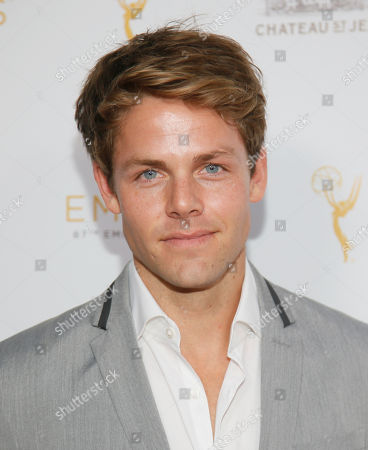 Stock Photo of Lachlan Buchanan seen at the Television Academy's 67th Emmy Daytime Peer Group Celebration at the Montage Beverly Hills on in Beverly Hills, Calif