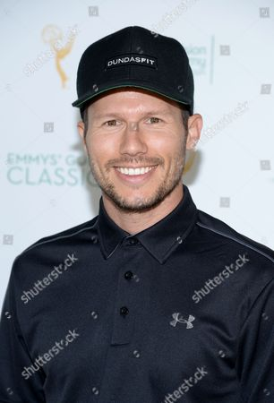 Stock Image of Jason Dundas is seen at the 16th Emmys Golf Classic presented by the Television Academy Foundation at the Wilshire Country Club on in Los Angeles