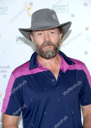 Stock Picture of John Pyper-Ferguson is seen at the 16th Emmys Golf Classic presented by the Television Academy Foundation at the Wilshire Country Club on in Los Angeles