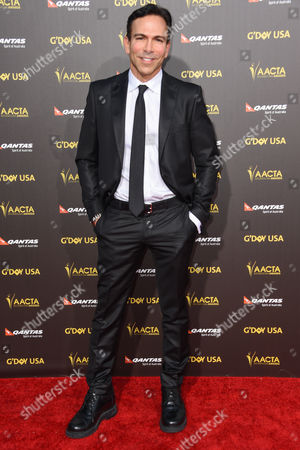 """Dr. William """"Bill"""" Dorfman attends the 2015 G'DAY USA GALA at the Hollywood Palladium, in Los Angeles"""
