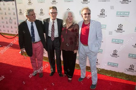 "Editorial image of 2015 TCM Classic Film Festival - Opening Night Gala ""The Sound Of Music"" - Arrivals, Los Angeles, USA"