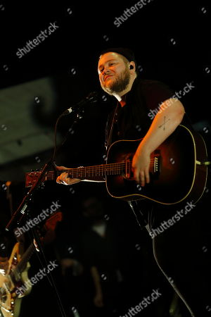 2015 The Big Ticket Fest Ragnar Thorhallsson and Of Monsters and Men performs at the Big Ticket Fest at Metropolitan Park, in Jacksonville, FL