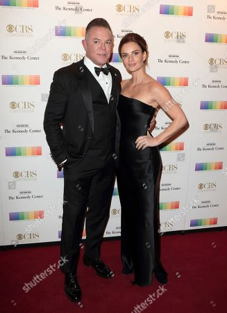 Editorial picture of 2016 Kennedy Center Honors - Arrivals, Washington, USA