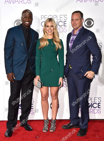 Editorial photo of 2016 People's Choice Awards - Arrivals, Los Angeles, USA