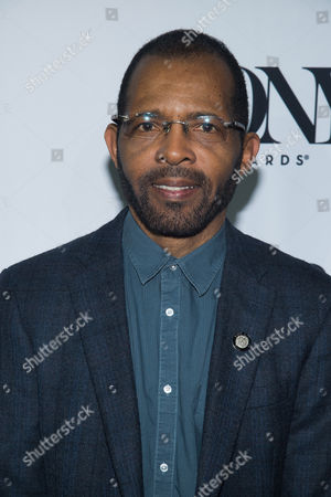 """Stock Picture of Daryl Waters attends the 2016 Tony Awards """"Meet the Nominees"""" press junket at the Paramount Hotel, in New York"""