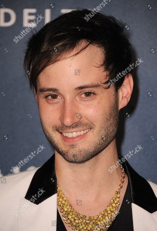 Brad Bell arrives at the 24th Annual GLAAD Media Awards at the JW Marriott on in Los Angeles