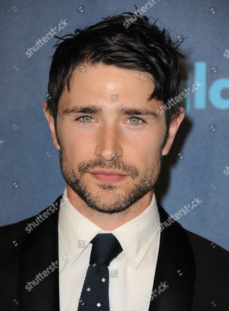 Matt Dallas arrives at the 24th Annual GLAAD Media Awards at the JW Marriott on in Los Angeles