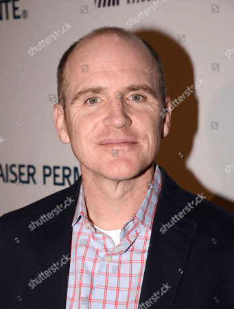 Greg Fitzsimmons arrives at the 2nd Annual California Fire Foundation Gala at Avalon Hollywood, in Hollywood, Calif