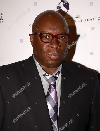 Vince Wilburn Jr. arrives at the 2nd Annual California Fire Foundation Gala at Avalon Hollywood, in Hollywood, Calif
