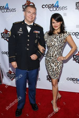 Editorial image of 2nd Annual Heroes Helping Heroes Benefit Concert, Los Angeles, USA