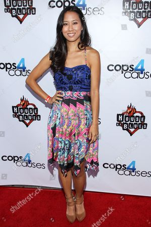 DJ Shy arrives at the 2nd Annual Heroes Helping Heroes Benefit Concert at The House of Blues on in Los Angeles