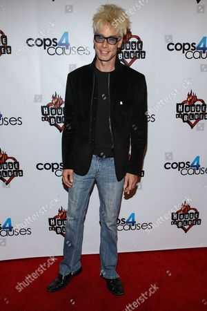 Murray Sawchuck arrives at the 2nd Annual Heroes Helping Heroes Benefit Concert at The House of Blues on in Los Angeles