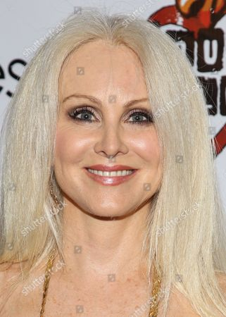 Donna Spangler arrives at the 2nd Annual Heroes Helping Heroes Benefit Concert at The House of Blues on in Los Angeles