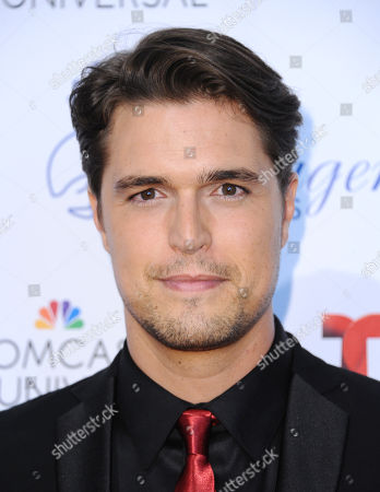 Diogo Morgado arrives at the 30th annual Imagen Awards at the Dorothy Chandler Pavilion, in Los Angeles