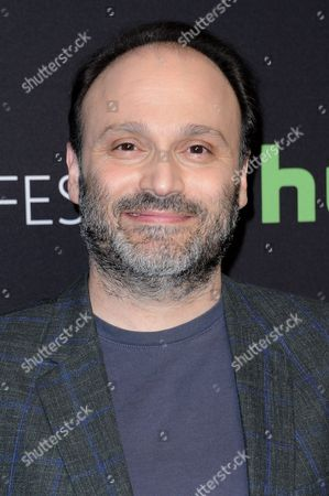 """Steven Molaro attends the 33rd Annual Paleyfest: """"The Big Bang Theory"""" held at the Dolby Theatre, in Los Angeles"""