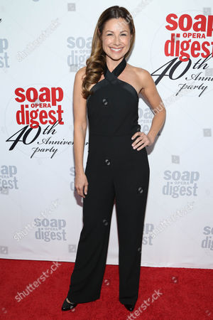 Marie Wilson arrives at the 40th Anniversary of Soap Opera Digest at The Argyle Hollywood, in Los Angeles