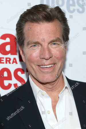 Peter Bergman arrives at the 40th Anniversary of Soap Opera Digest at The Argyle Hollywood, in Los Angeles