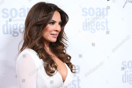 Lilly Melgar arrives at the 40th Anniversary of Soap Opera Digest at The Argyle Hollywood, in Los Angeles