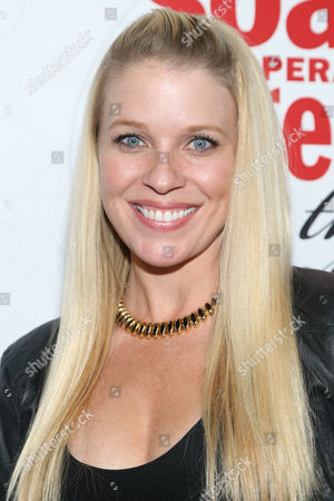 Alicia Leigh Willis arrives at the 40th Anniversary of Soap Opera Digest at The Argyle Hollywood, in Los Angeles