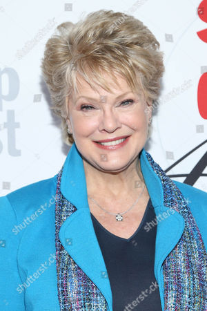 Gloria Loring arrives at the 40th Anniversary of Soap Opera Digest at The Argyle Hollywood, in Los Angeles